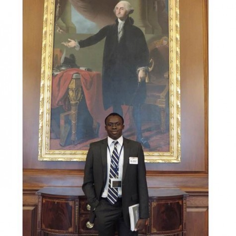 Photo of Emmanuel Adesanya
