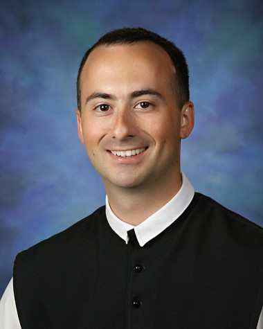 The New Form Master, Fr. Justin