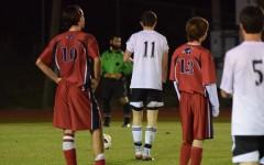 Varsity Soccer vs Country Day