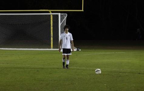 Varsity Soccer vs Oakridge