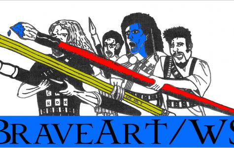 BraveArt 2016 Workshops