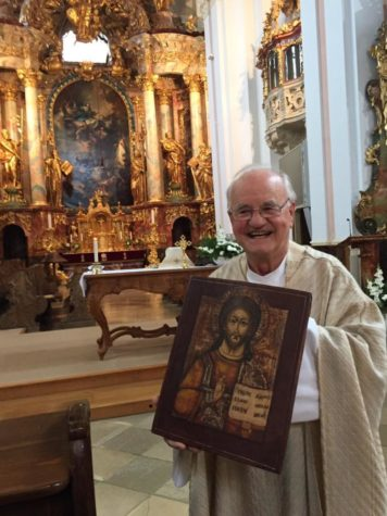 On Fr. Bernard's Return to Hungary and His Work in Our Community
