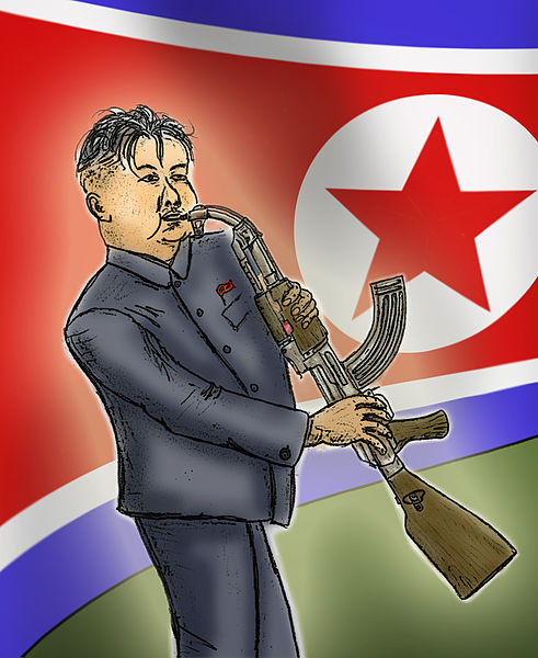 North Korea - No Laughing Matter