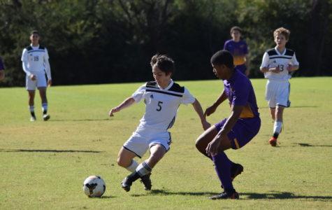 Varsity Soccer Starts Strong!