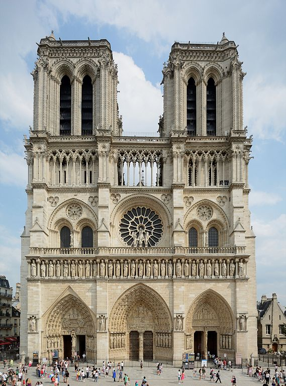 Notre Dame (Wikimedia Commons)