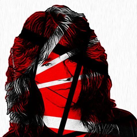 "Cistercian BraveArtists: Peter Novinski - ""Eddie Van Halen"""